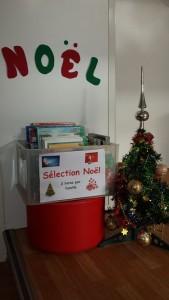 Sélection livres Noël