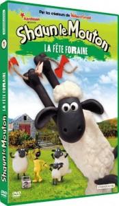 SHAUN LE MOUTON - Fête Foraine