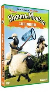 SHAUN LE MOUTON - Saute-mouton