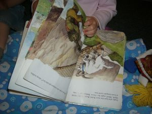 photo lecture enfants